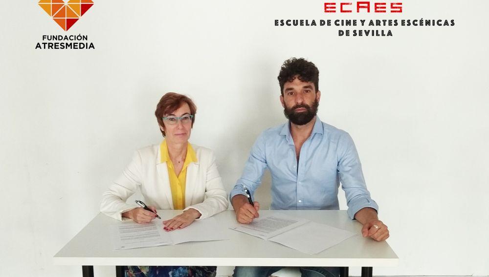Firmamos un acuerdo con ECAES