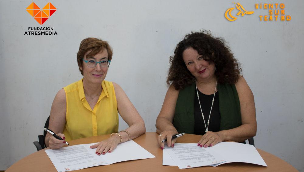 Firmamos un acuerdo de colaboración con Viento Sur