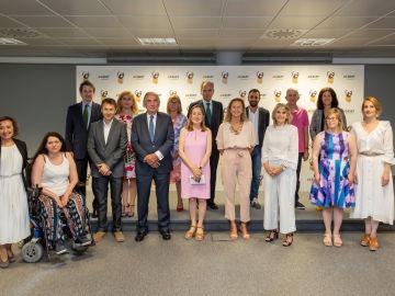 Premios 'Dependencia y Sociedad'