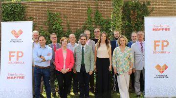 Reunimos a nuestro grupo de expertos en FP para diseñar nuevas acciones