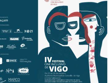 IV Festival Cine Inclusivo de Vigo