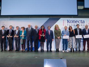 IV Edición de los Premios Fundación Konecta