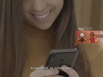 Fundación ATRESMEDIA y Fundación Orange muestran cómo se comunican las personas con autismo