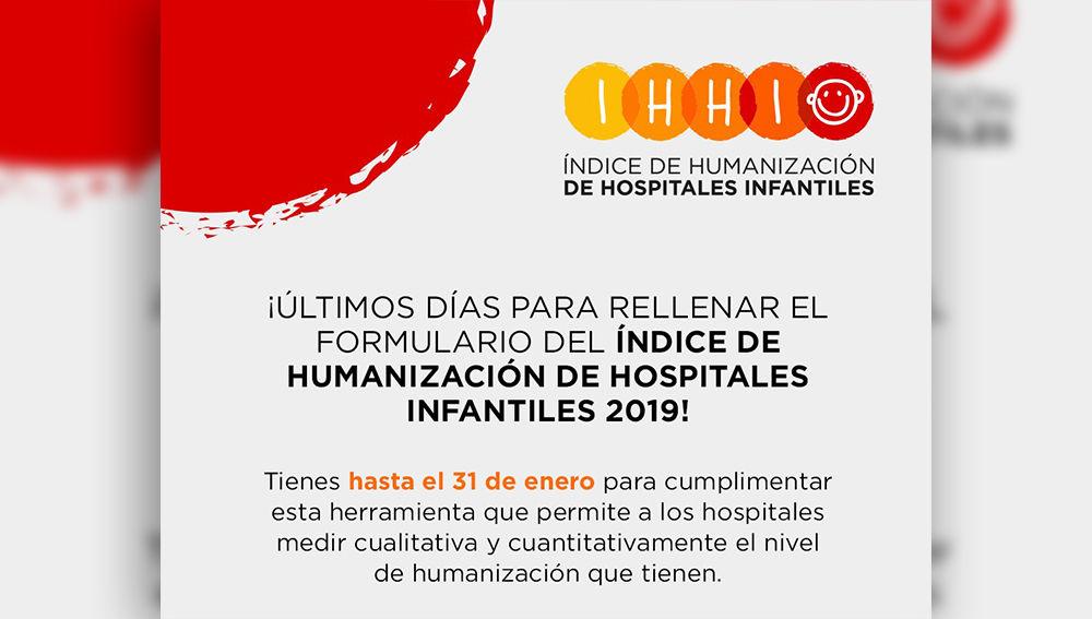 Participa en la nueva edición del IHHI