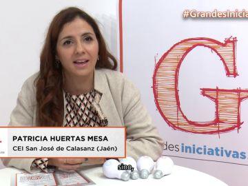 Patricia Huertas destaca la importancia de los valores en el aula