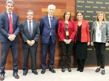 Fundación Bankia y Fundación SEPI