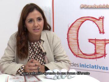 Patricia Huertas da pautas para trabajar la inclusión educativa