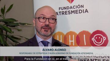 Álvaro Alonso, responsable de Estrategia y Buen Gobierno de la Fundación ATRESMEDIA,