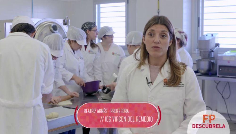 Profesional Básico en Actividades De Panadería y Pastelería