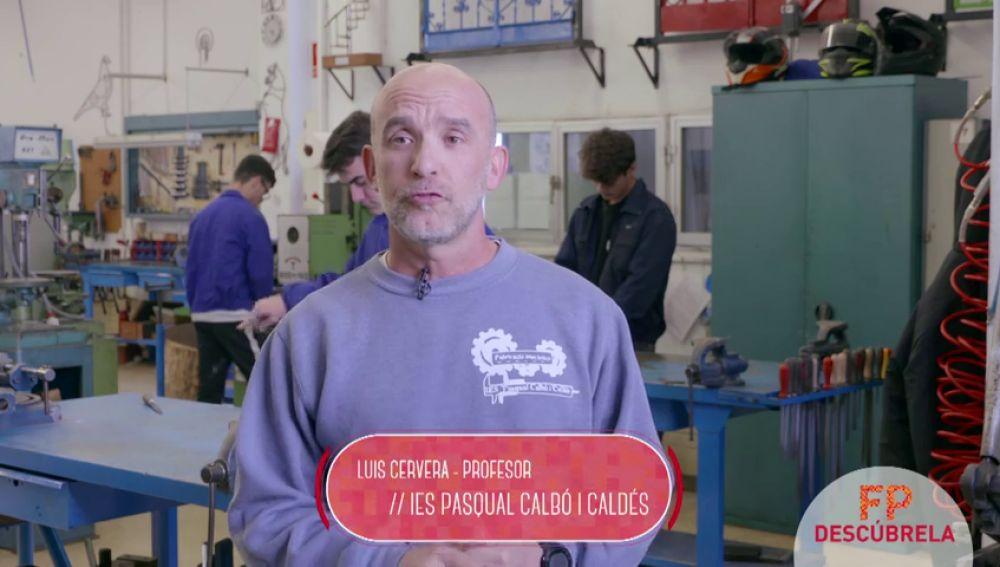 Profesional Básico en Fabricación y Montaje