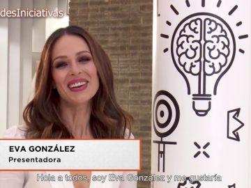 Eva González invita a los docentes a dar a conocer su trabajo en el aula