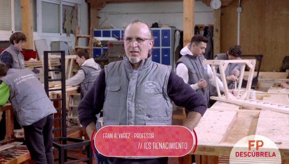 Profesional Básico en Carpintería y Mueble
