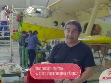 Técnico Superior en Mantenimiento de Sistemas Electrónicos y Aviónicos de Aeronaves