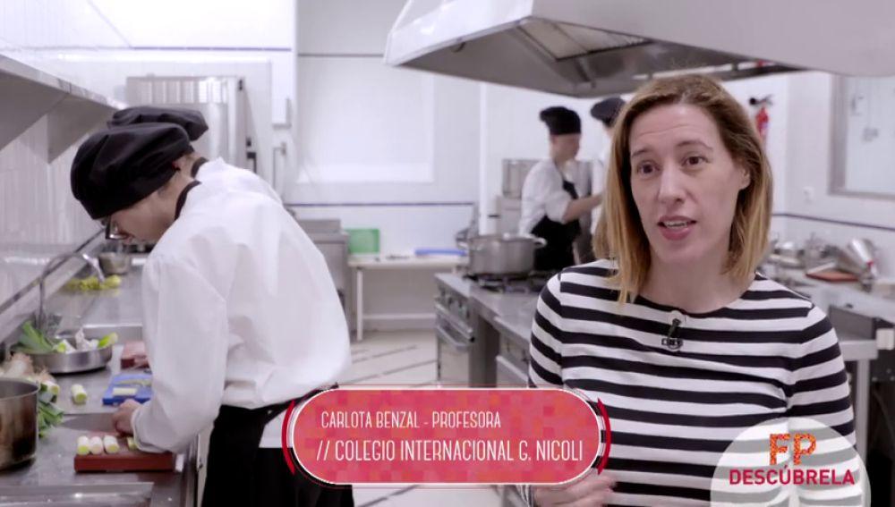 Profesional Básico de Cocina y Restauración