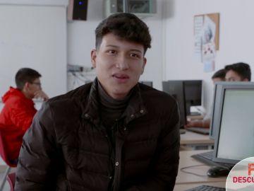 """""""La informática es algo que me ha gustado desde pequeño"""""""