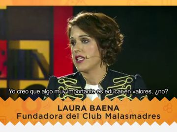 Mensajes de motivación y todo nuestro apoyo a los Grandes Profes: Laura Baena