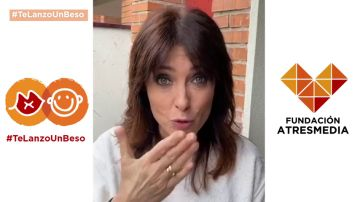Helena Resano se une a la campaña #TeLanzoUnBeso