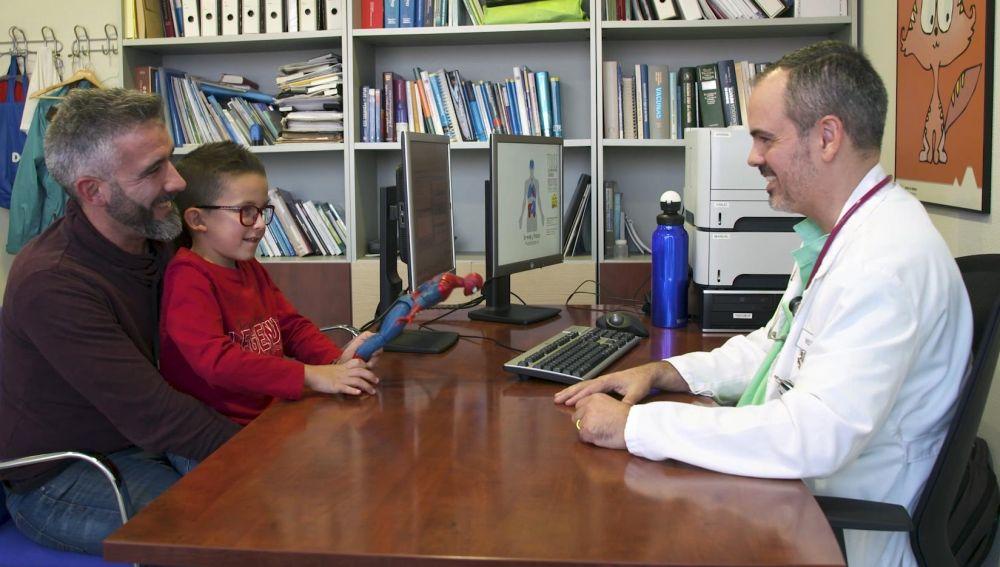 Comunicación en Pediatría