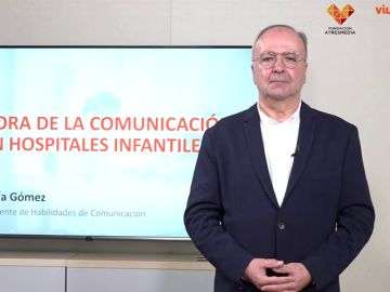 Julio García te invita a inscribirte al Curso de Comunicación con el Paciente Pediátrico