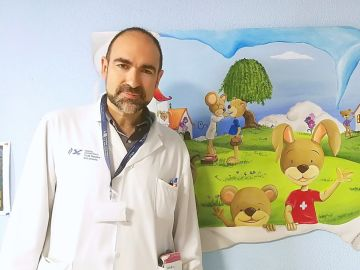 Doctor Iván Carabaño