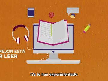 Grandes Iniciativas de Motivación y Éxito: 'Reseña tu lectura'