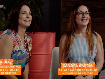 Sandra y Mar