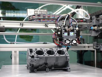 Diseñador de Piezas 3D Automóviles