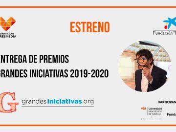 Entrega de los premios GI 2019-20