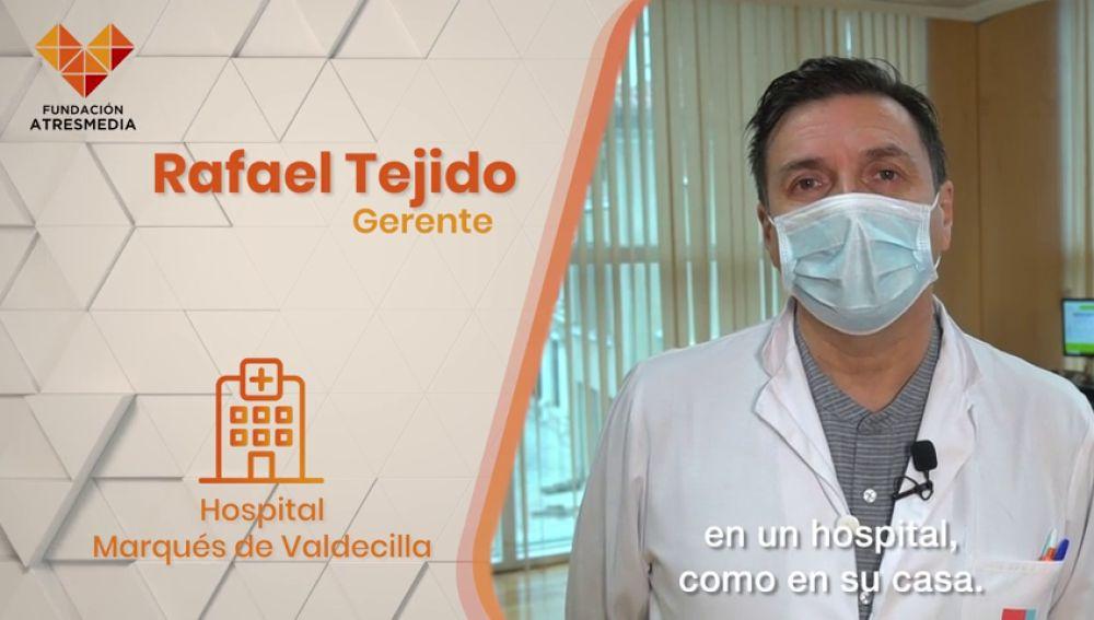 La humanización pediátrica en el Hospital de Valdecilla