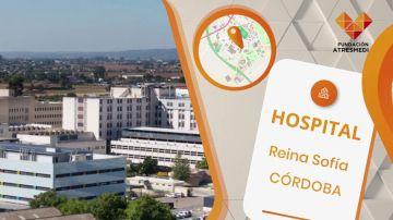 El Hospital Reina Sofía en Córdoba apuesta por la humanización pediátrica