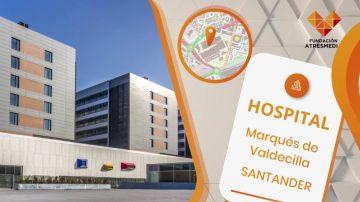 La humanización pediátrica en el Hospital Marqués de Valdecilla