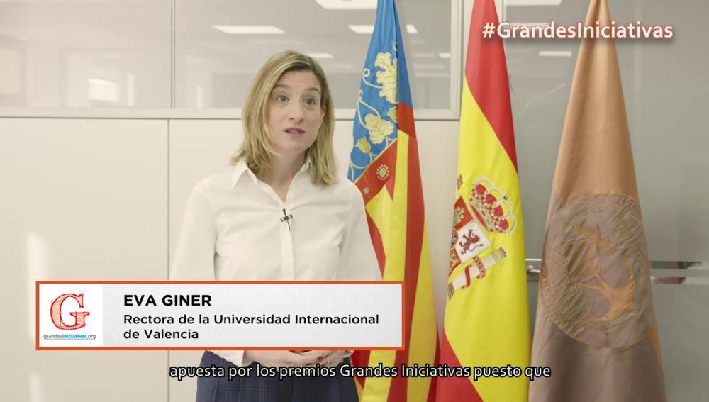 La Universidad Internacional de Valencia participa en Grandes Iniciativas