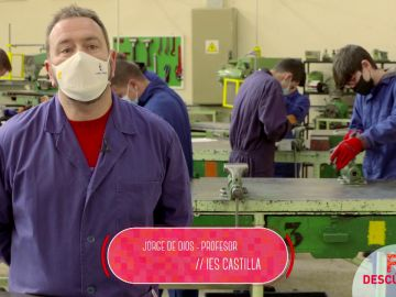 Profesional Básico en Fabricación de Elementos Metálicos
