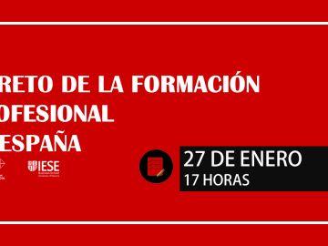 El reto de la Formación Profesional en España