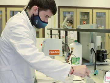 El Grado Superior de Química industrial engloba toda la parte química y la mecánica