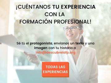Experiencias en la Formación Profesional