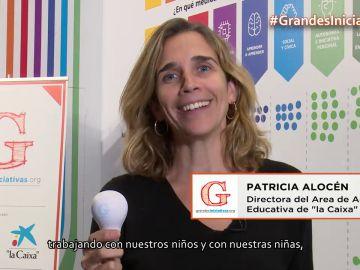 Fundación 'la Caixa' anima a los profesores a participar en los premios Grandes Iniciativas