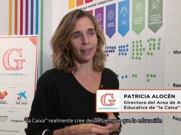 Fundación 'la Caixa' considera a los profesores el motor de la transformación educativa
