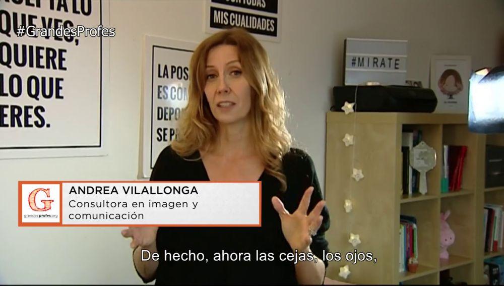 Andrea Vilallonga: comunicar mejor