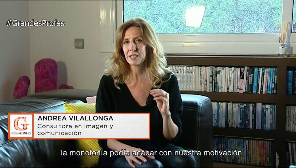 Andrea Vilallonga: Combate la monotonía dándole sabor a la rutina