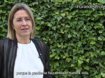 Patricia Pérez, directora de la Fundación ATRESMEDIA, explica por qué organizamos el encuentro educativo Grandes Profes