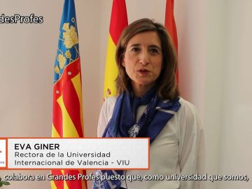 La Universidad Internacional de Valencia - VIU colabora un año más en ¡Grandes Profes!