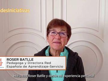 Roser Batlle anima a los profesores a trabajar Grandes Iniciativas de Convivencia en el Aula