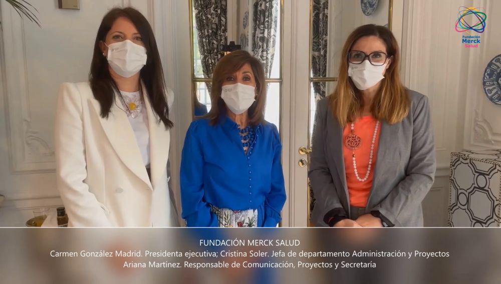 Fundación Merck Salud, entidad amiga del Día del Niño Hospitalizado