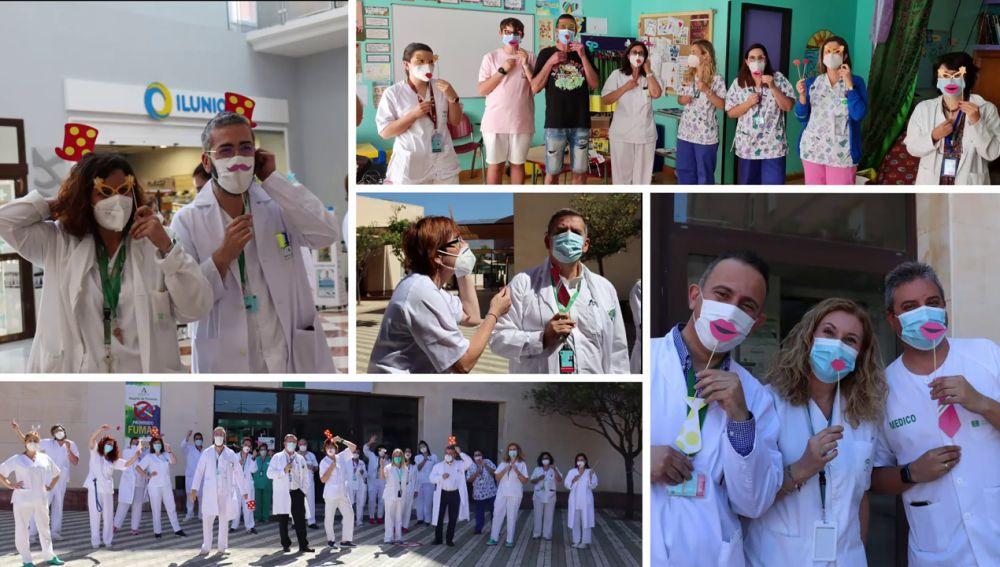 El Hospital de Poniente celebra el Día del Niño Hospitalizado