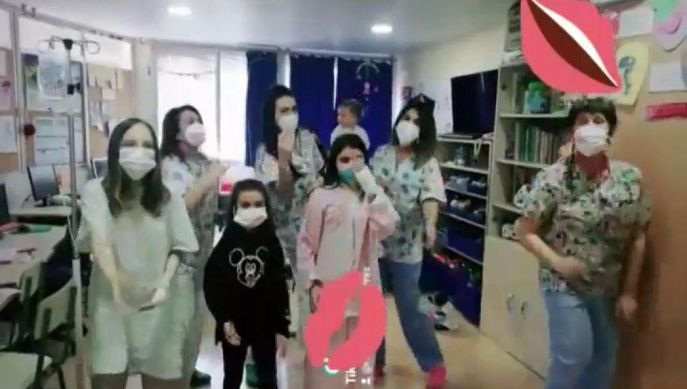 La celebración del Día del Niño Hospitalizado en el Hospital San Juan de la Cruz