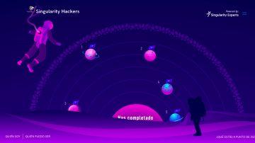 Singularity Hackers una nueva plataforma creada para ayudarte a encontrar tu futuro trabajo.