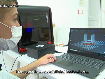 """Educación para la Fabricación Digital: """"ArtAccesible"""""""