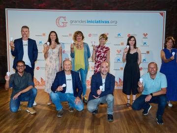 Ganadores de la 8ª Edición de los Premios Grandes Iniciativas